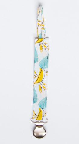 attache sucette banane
